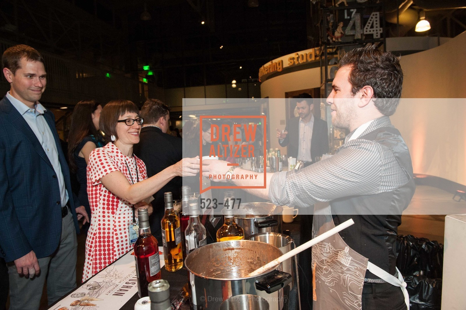 Zachary Safron, THE EXPLORATORIUM LAB Presents 2014 Science of Cocktails, US. US, January 24th, 2014,Drew Altizer, Drew Altizer Photography, full-service agency, private events, San Francisco photographer, photographer california