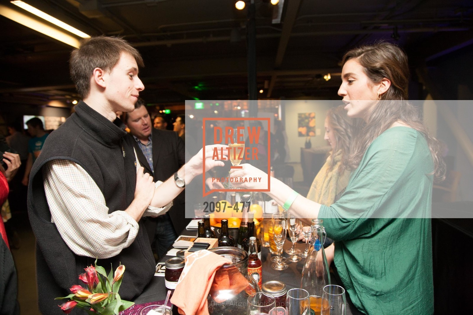Extras, THE EXPLORATORIUM LAB Presents 2014 Science of Cocktails, January 24th, 2014, Photo
