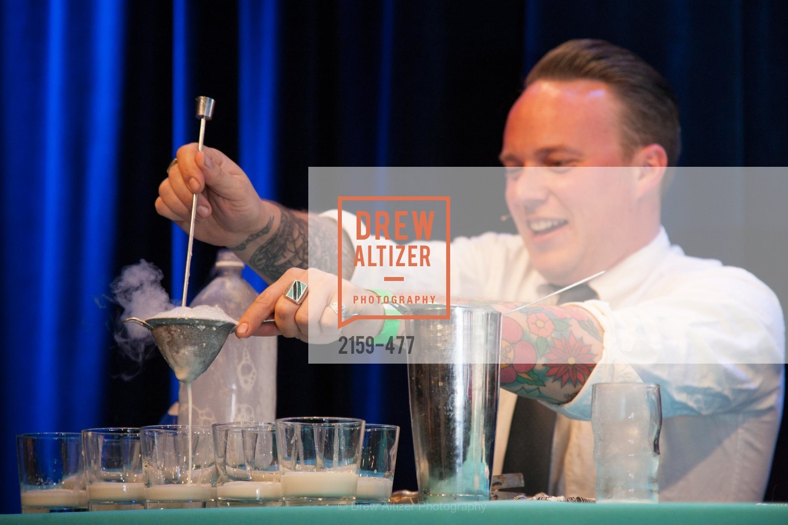 Morgan Schick, THE EXPLORATORIUM LAB Presents 2014 Science of Cocktails, US. US, January 24th, 2014,Drew Altizer, Drew Altizer Photography, full-service agency, private events, San Francisco photographer, photographer california