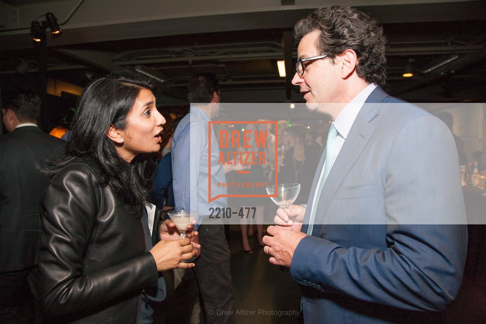 Alka Agrawal, George Cogan, THE EXPLORATORIUM LAB Presents 2014 Science of Cocktails, US. US, January 24th, 2014,Drew Altizer, Drew Altizer Photography, full-service agency, private events, San Francisco photographer, photographer california