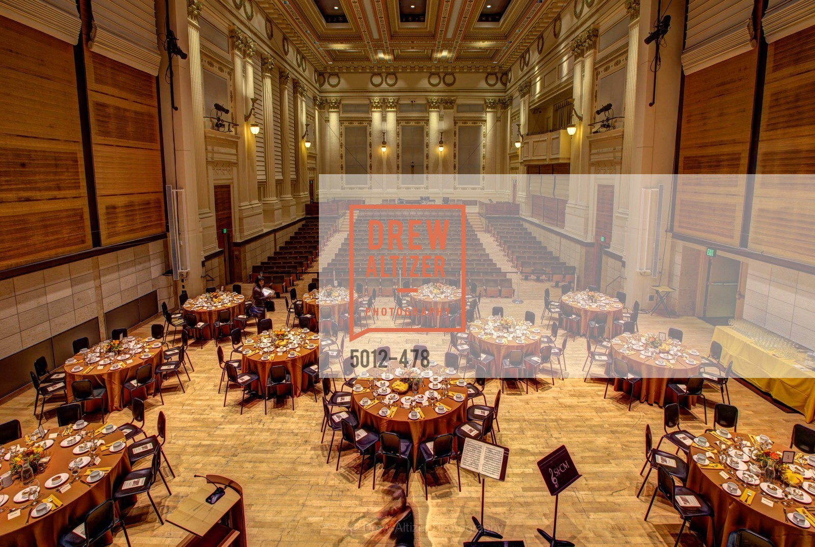 Atmosphere, SAN FRANCISCO CONSERVATORY OF MUSIC'S 2014 Fanfare Luncheon, US. Conservatory of Music, January 24th, 2014,Drew Altizer, Drew Altizer Photography, full-service agency, private events, San Francisco photographer, photographer california