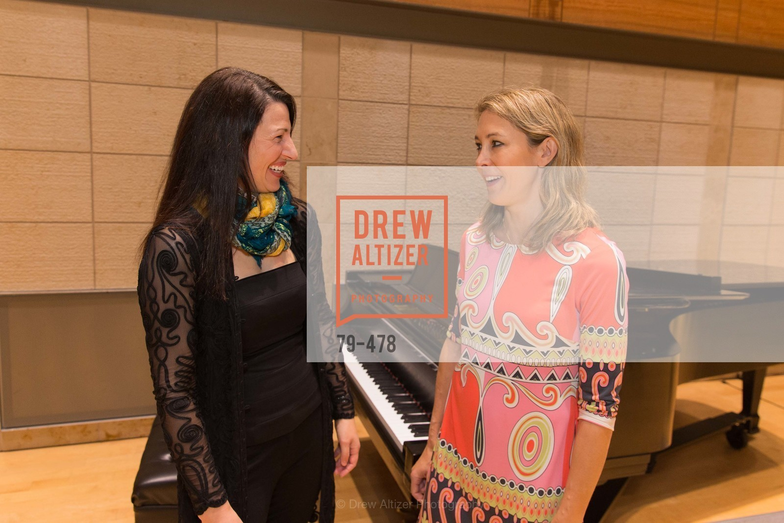 Amy Schwartz Moretti, Eileen Blum-Bourgade, SAN FRANCISCO CONSERVATORY OF MUSIC'S 2014 Fanfare Luncheon, US. Conservatory of Music, January 24th, 2014,Drew Altizer, Drew Altizer Photography, full-service agency, private events, San Francisco photographer, photographer california