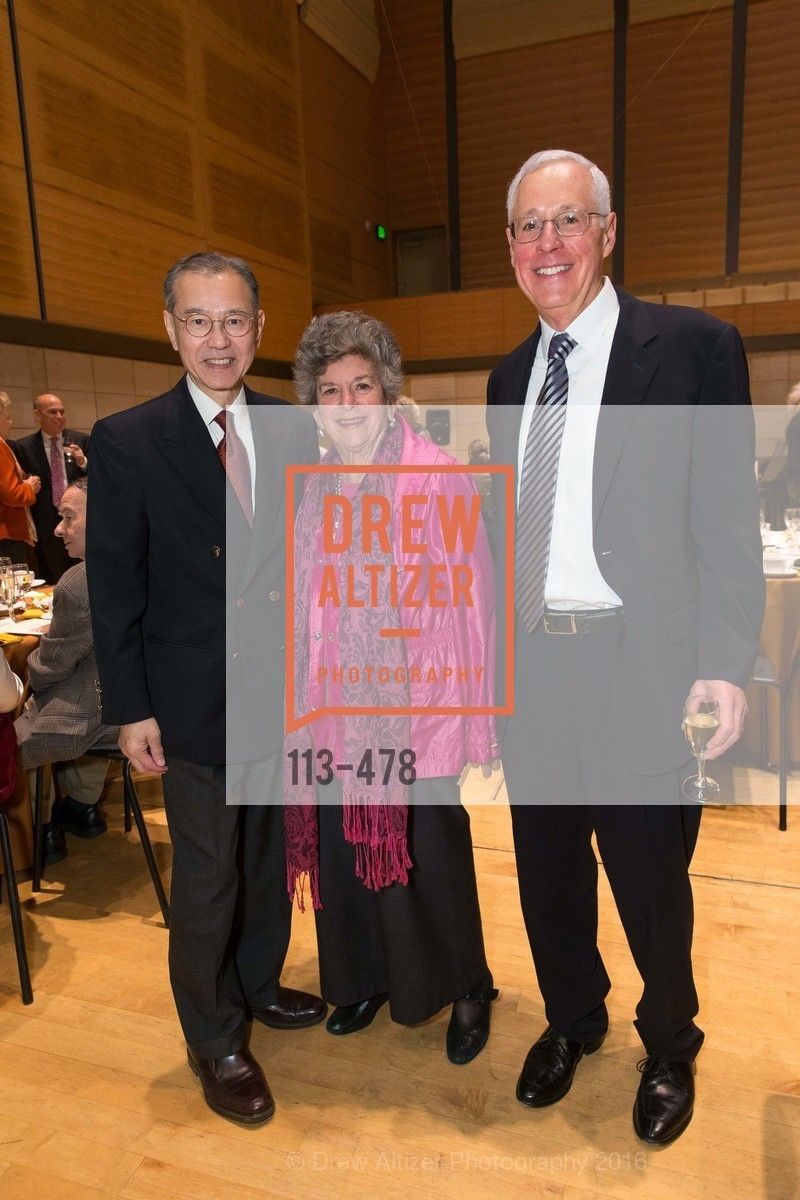 Tim Foo, Delia Ehrlich, Ed Beck, SAN FRANCISCO CONSERVATORY OF MUSIC'S 2014 Fanfare Luncheon, US. Conservatory of Music, January 24th, 2014,Drew Altizer, Drew Altizer Photography, full-service agency, private events, San Francisco photographer, photographer california