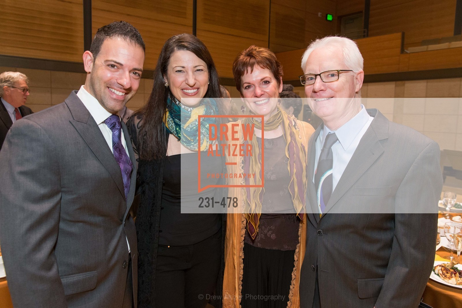 Steve Moretti, Amy Schwartz Moretti, Sam Murdoch, Colin Murdoch, SAN FRANCISCO CONSERVATORY OF MUSIC'S 2014 Fanfare Luncheon, US. Conservatory of Music, January 24th, 2014,Drew Altizer, Drew Altizer Photography, full-service agency, private events, San Francisco photographer, photographer california