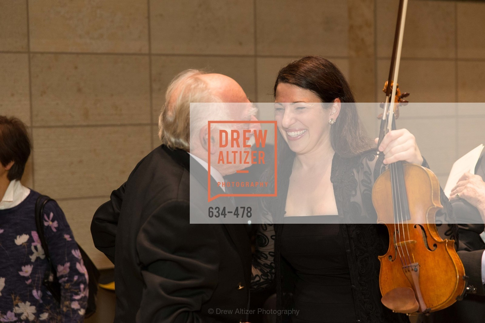 Zaven Melikian, Amy Schwartz Moretti, SAN FRANCISCO CONSERVATORY OF MUSIC'S 2014 Fanfare Luncheon, US. Conservatory of Music, January 24th, 2014,Drew Altizer, Drew Altizer Photography, full-service agency, private events, San Francisco photographer, photographer california