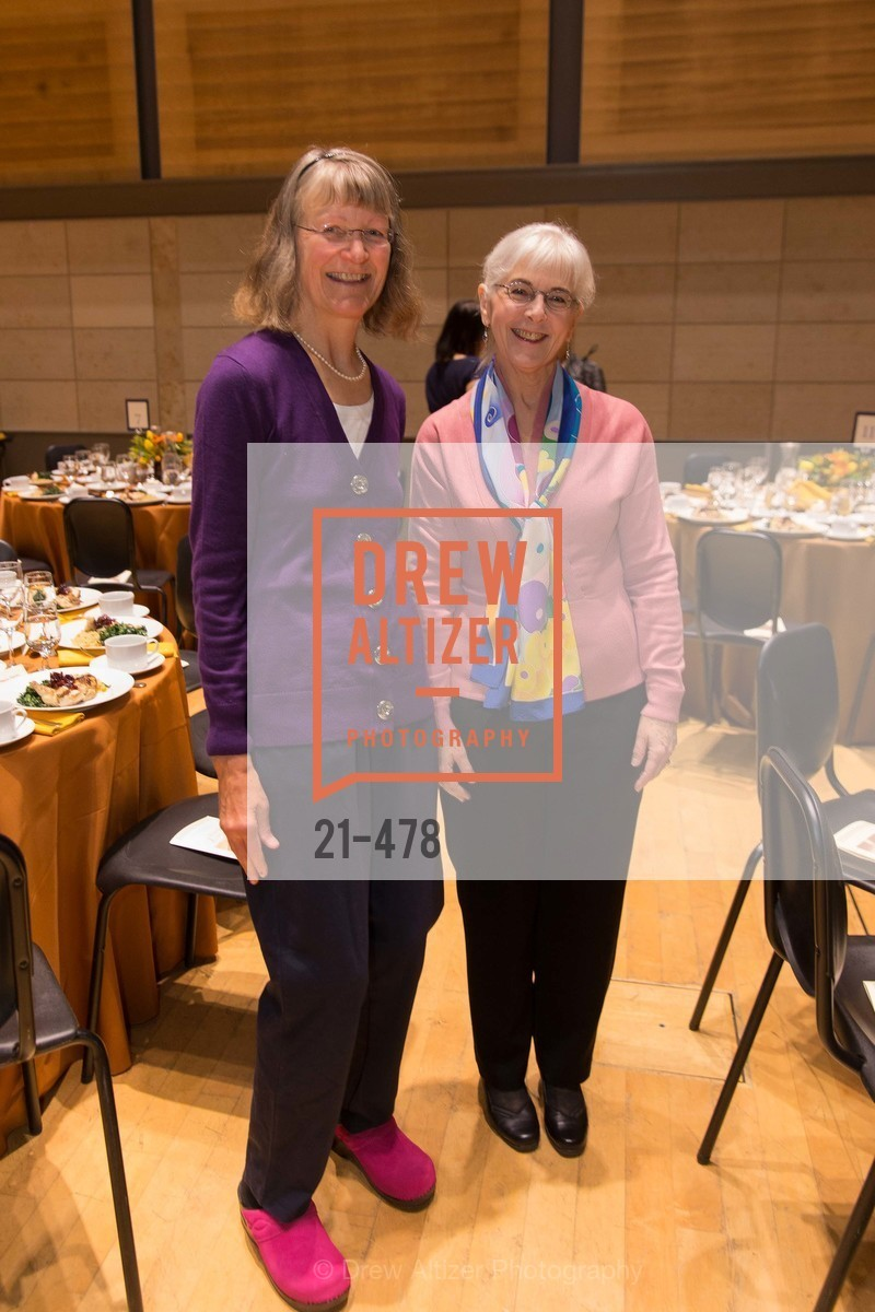Addie Finseth, Susan Barnett, SAN FRANCISCO CONSERVATORY OF MUSIC'S 2014 Fanfare Luncheon, US. Conservatory of Music, January 24th, 2014,Drew Altizer, Drew Altizer Photography, full-service agency, private events, San Francisco photographer, photographer california