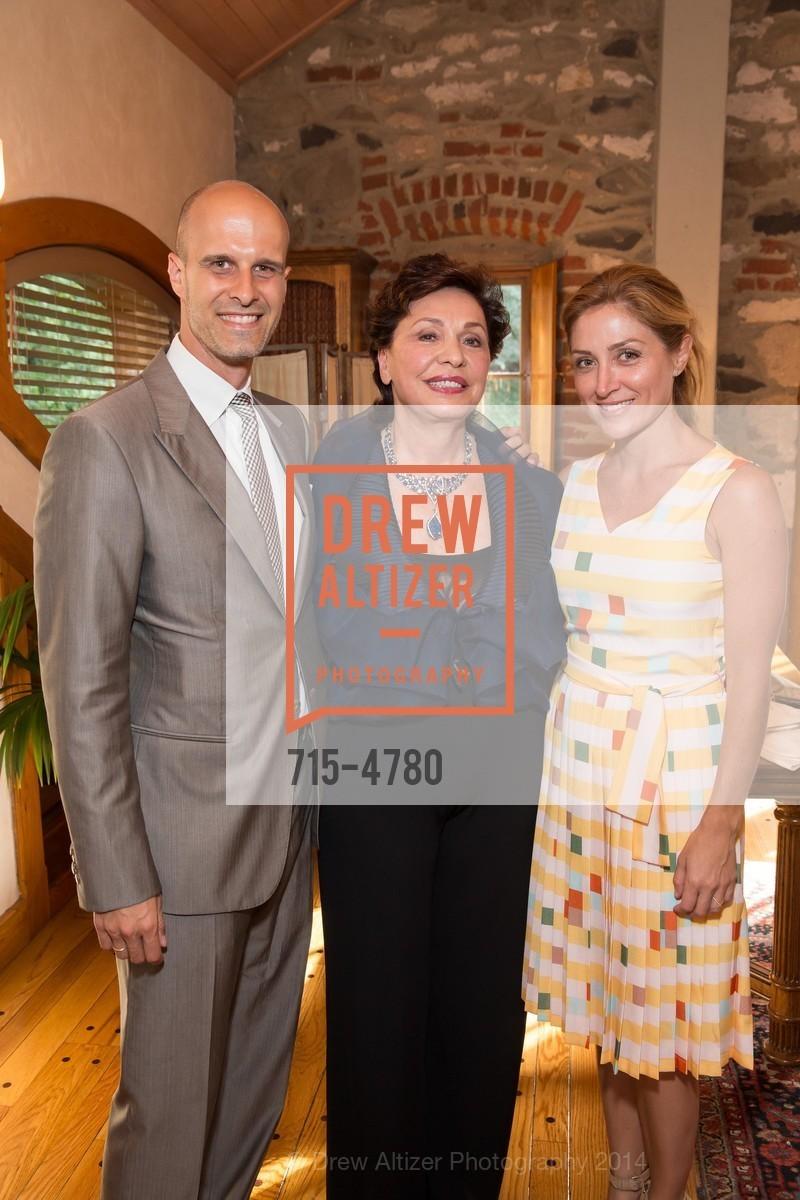 Edoardo Ponti, Maria Manetti Shrem, Sasha Alexander, Photo #715-4780