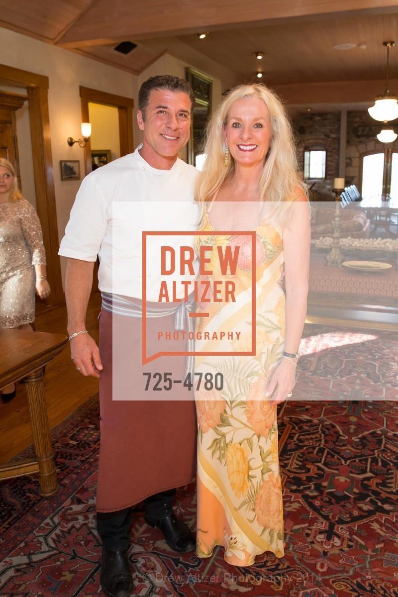 Chef Michael Chiarello, Beth Nickel, Photo #725-4780