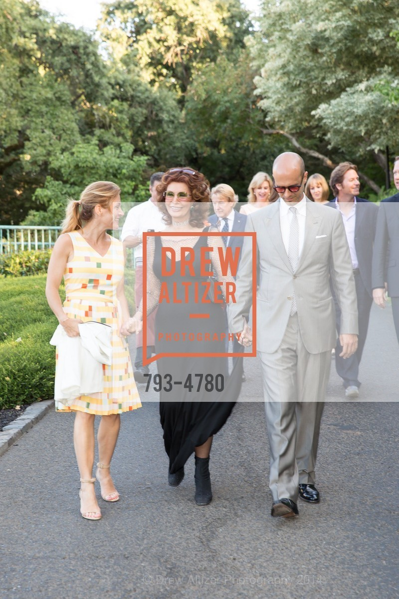 Sasha Alexander, Sophia Loren, Edoardo Ponti, Photo #793-4780