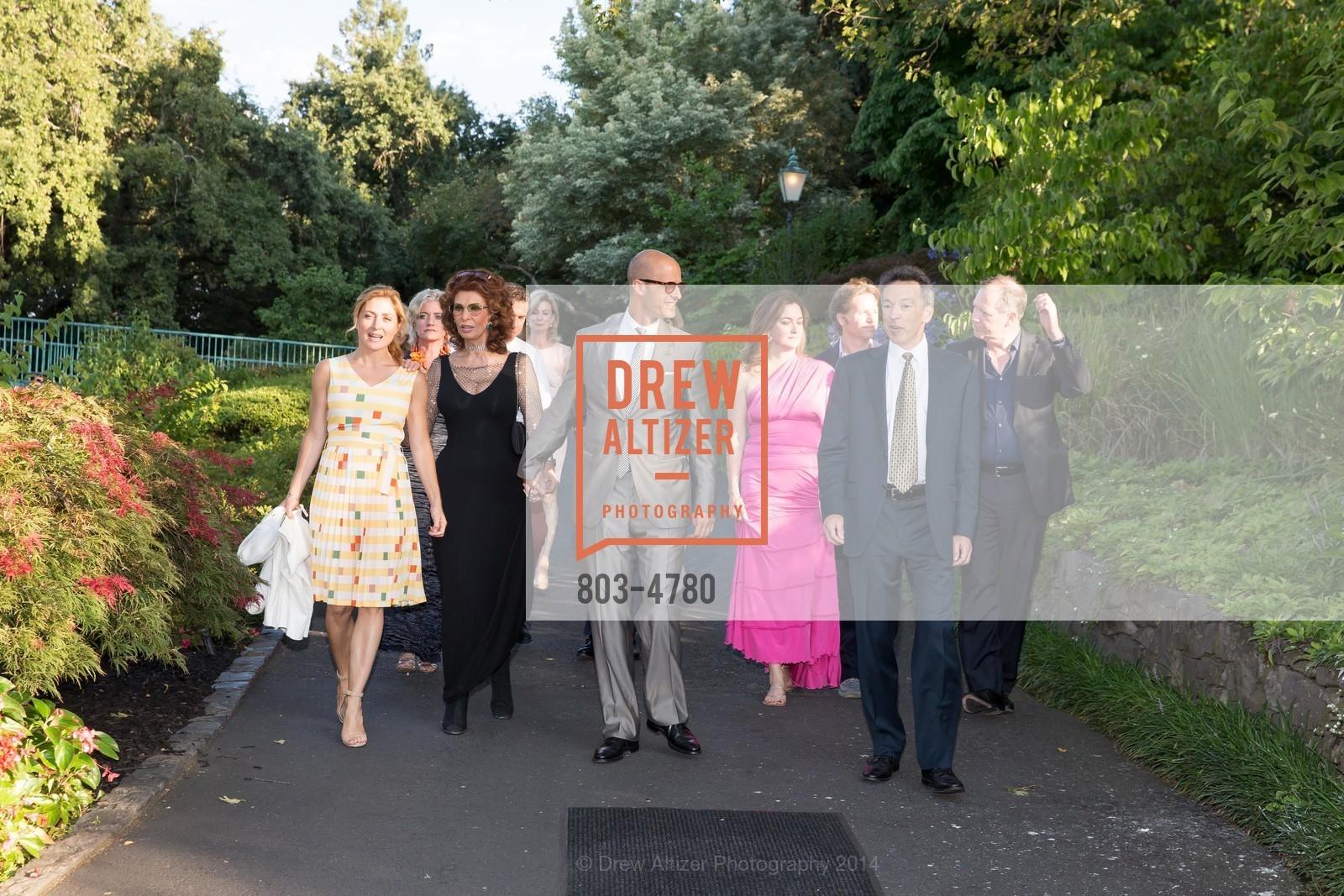 Sasha Alexander, Sophia Loren, Edoardo Ponti, Rick Walker, Photo #803-4780