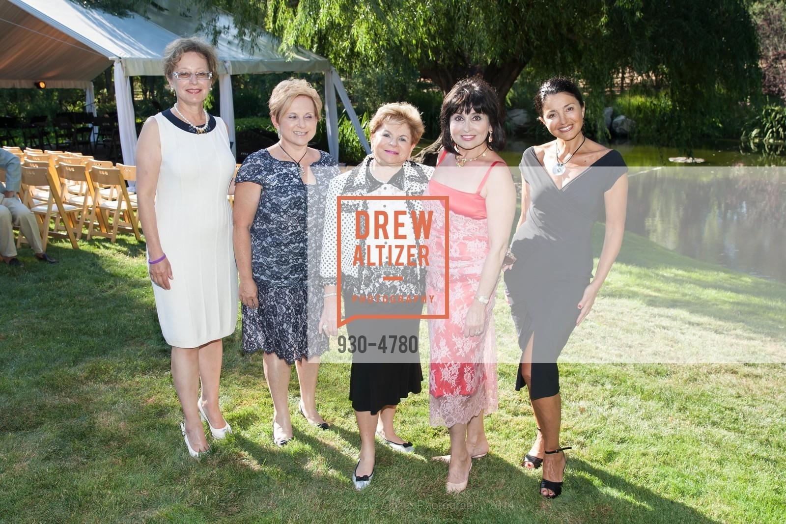 Dina Katsop, Vienna Koss, Anna Volfson, Rita Slusky, Diana Kukushkin, Photo #930-4780