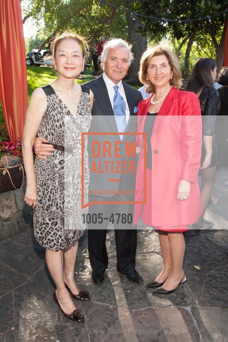 Olivia Decker, Antonio Castellucci, Rita Castellucci, Photo #1005-4780