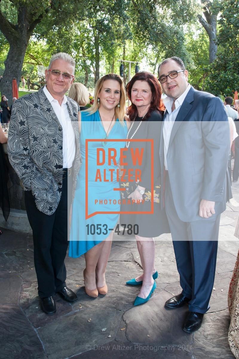 Neil Aldoroty, Alexandra Sarano, Karen Aldoroty, Eduardo Amerena, Photo #1053-4780