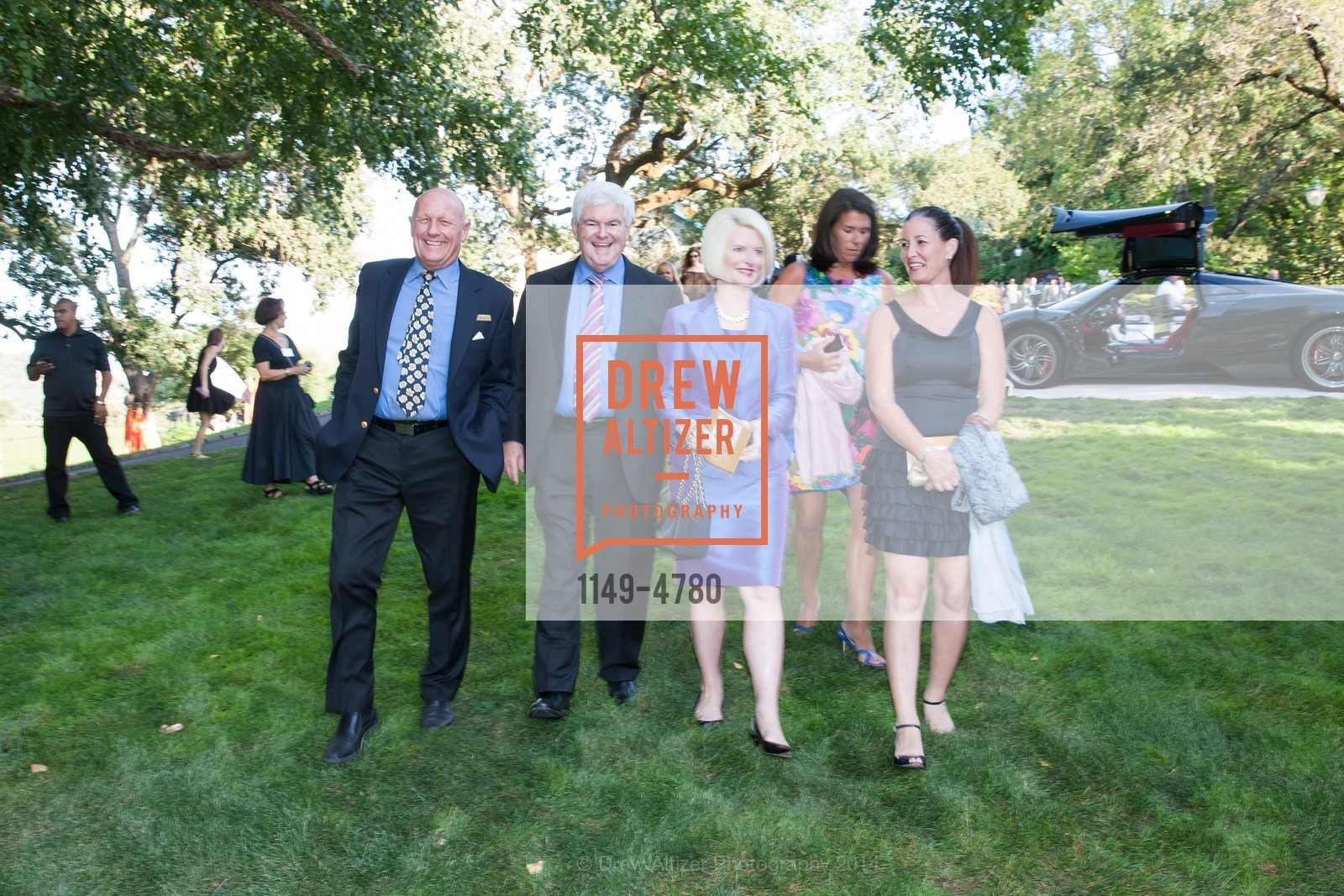 Newt Gingrich, Callista Gingrich, Photo #1149-4780