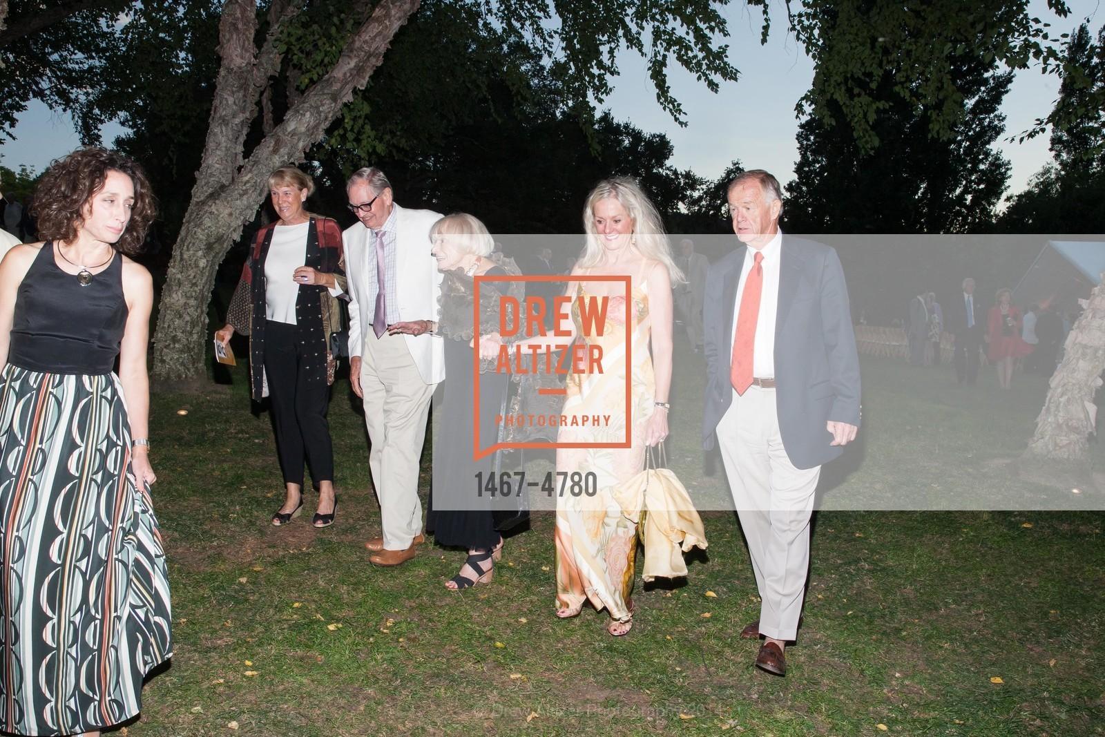 Jim Evans, Margrit Mondavi, Beth Nickel, Photo #1467-4780