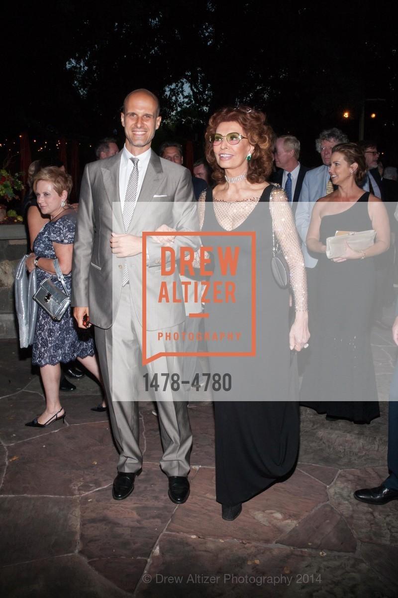 Edoardo Ponti, Sophia Loren, Photo #1478-4780