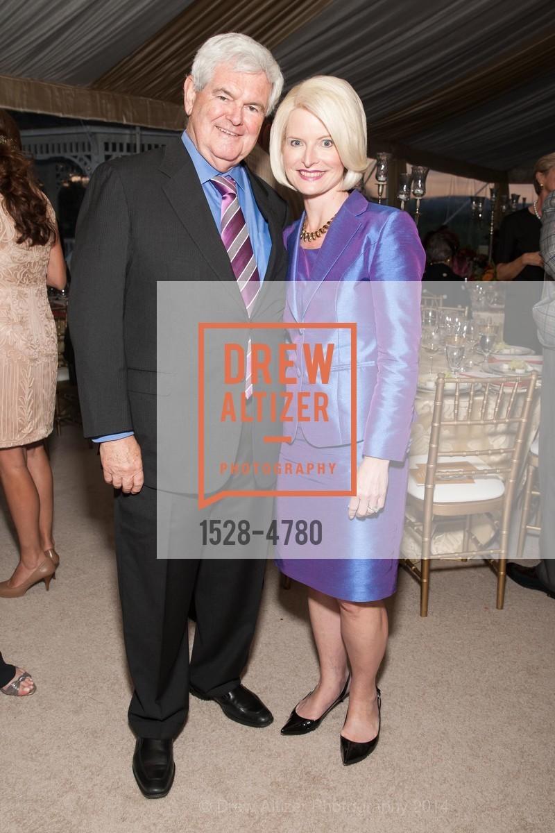 Newt Gingrich, Callista Gingrich, Photo #1528-4780