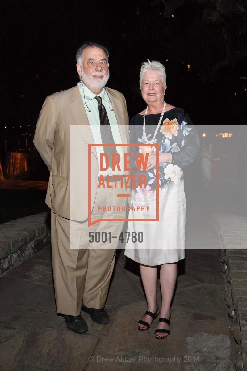 Francis Coppola, Eleanor Coppola, Photo #5001-4780