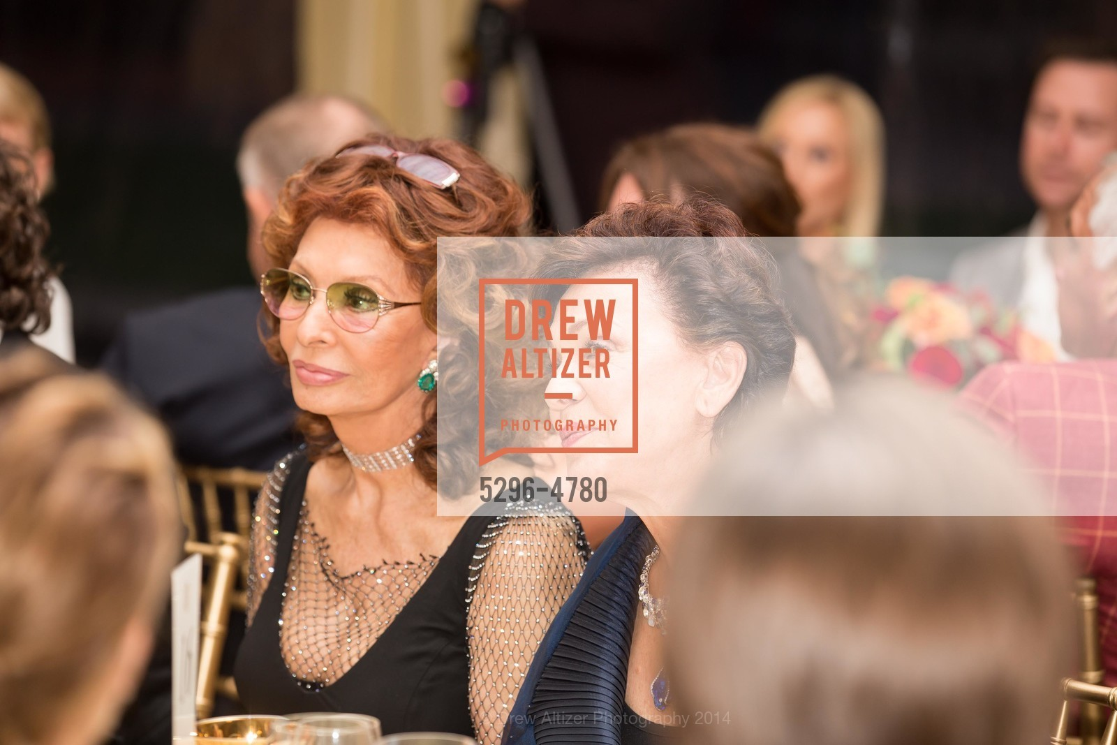 Sophia Loren, Maria Manetti Shrem, Photo #5296-4780