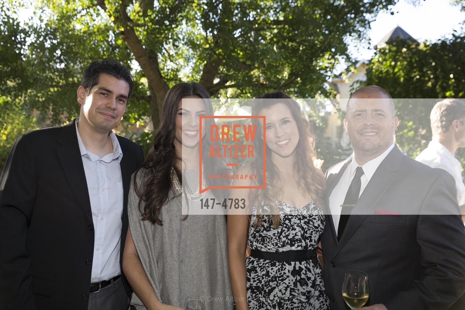 Eddie Trask, Ashley Trask, Lisa Luhn, Josh Luhn, Photo #147-4783