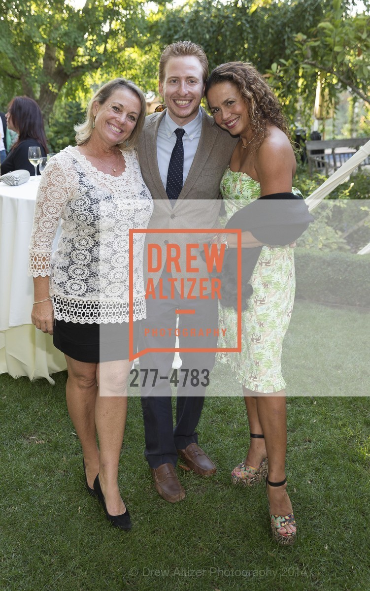 Eva Allerstorfer, Evan Abrahams, Jennifer Cotton, Photo #277-4783