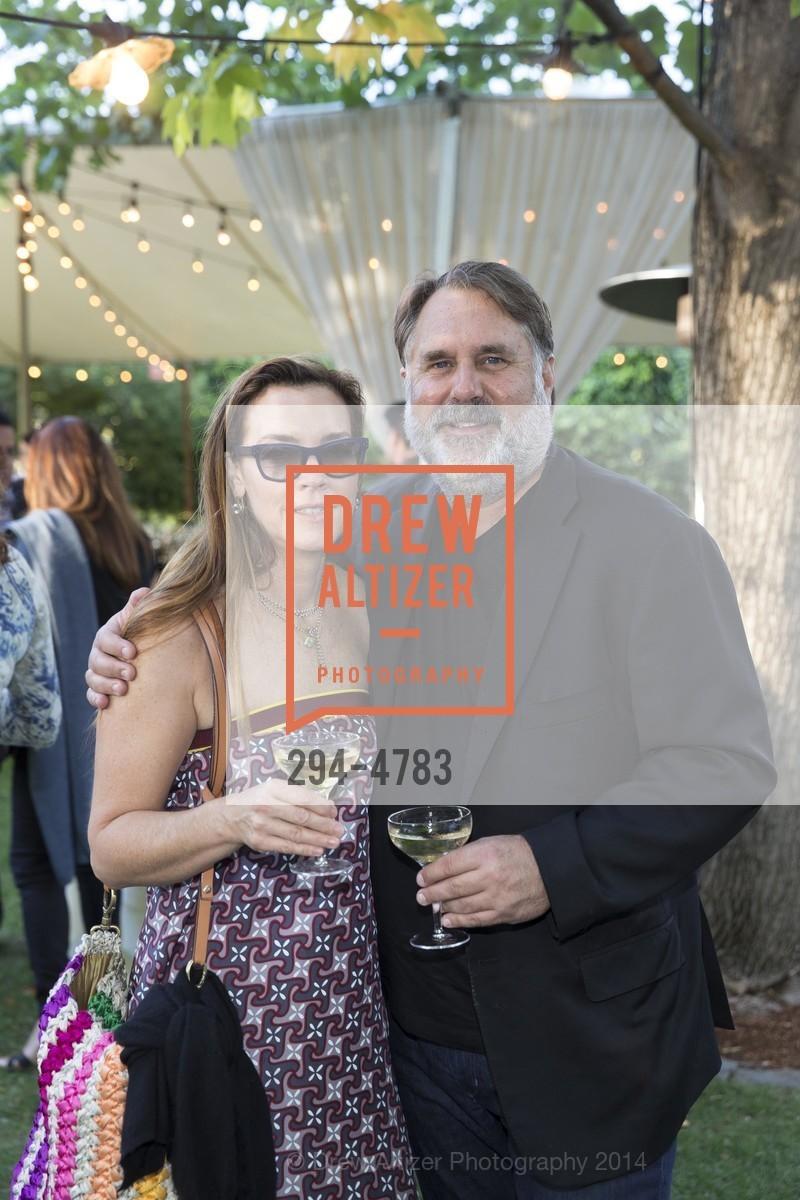 Caroline Duryea, Jeff Smith, Photo #294-4783