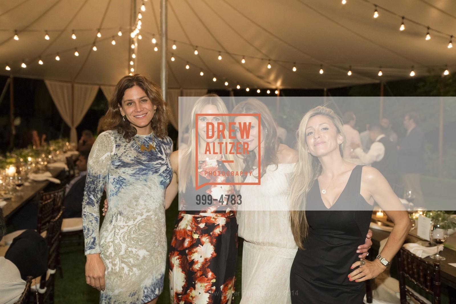 Elizabeth Welborn, Shelley Sinegal, Claudia Ross, Christine Lowndes, Photo #999-4783