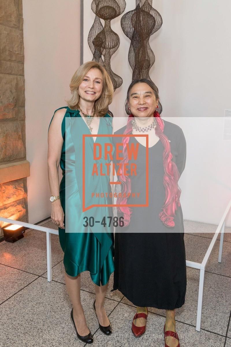 Elena Lebedeva, Hung Liu, Photo #30-4786