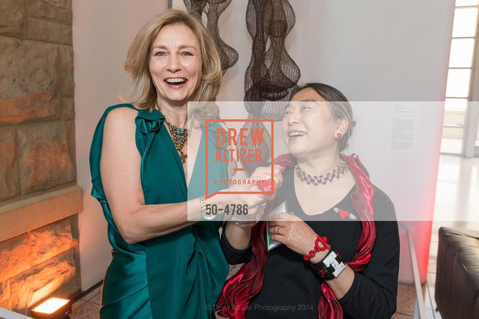 Elena Lebedeva, Hung Liu, Photo #50-4786