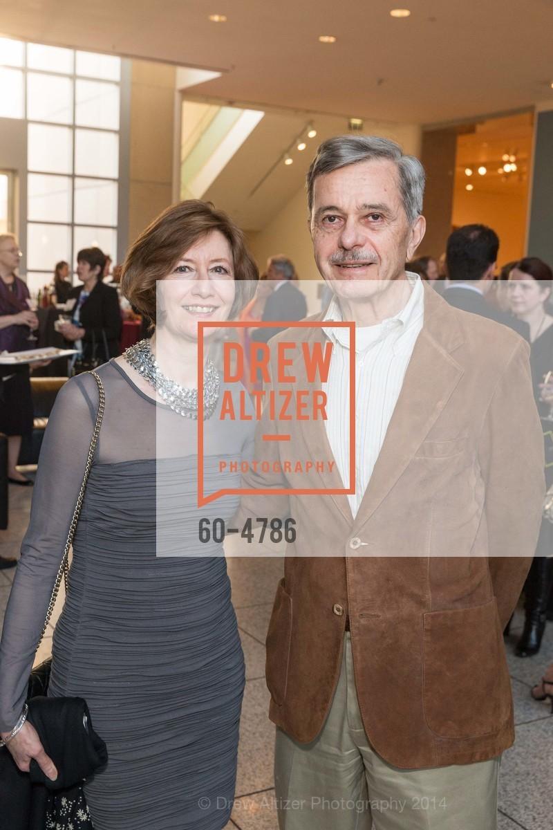 Yvonne Nevens, Alan Burgess, Photo #60-4786