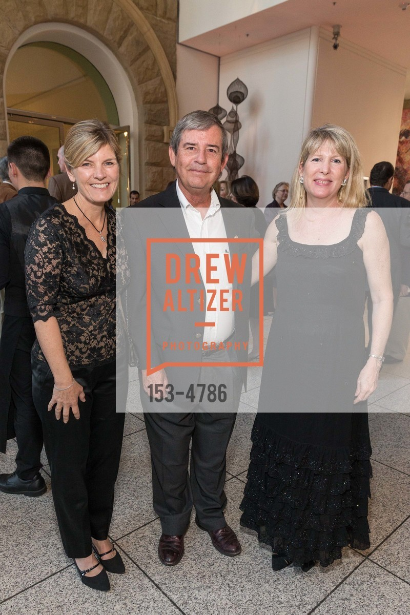 Cheryl Kiddoo, Art Taylor, Meg North Taylor, Photo #153-4786