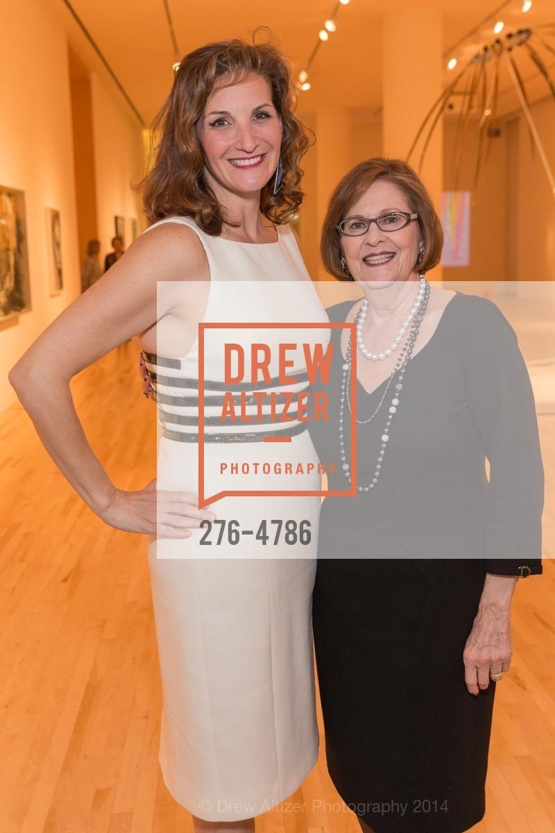 Stephanie Oshman, Barbara Oshman, Photo #276-4786