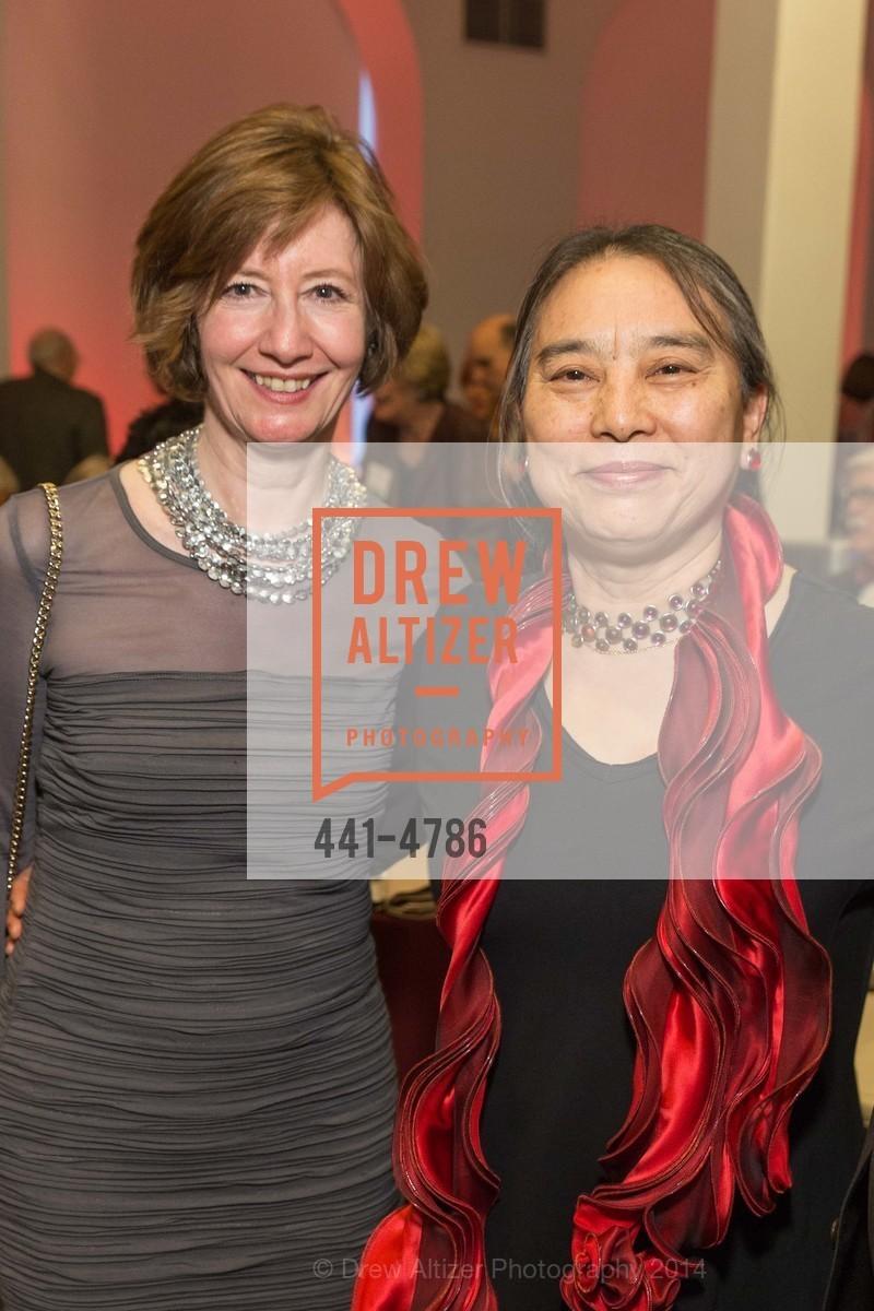 Yvonne Nevens, Hung Liu, Photo #441-4786