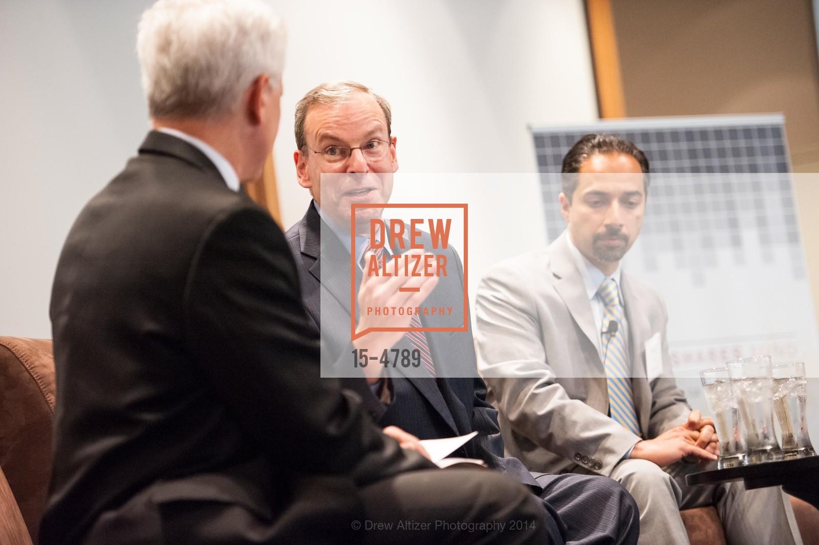Joe Cirincione, Jeremy Ben-Ami, Trita Parsi, Photo #15-4789
