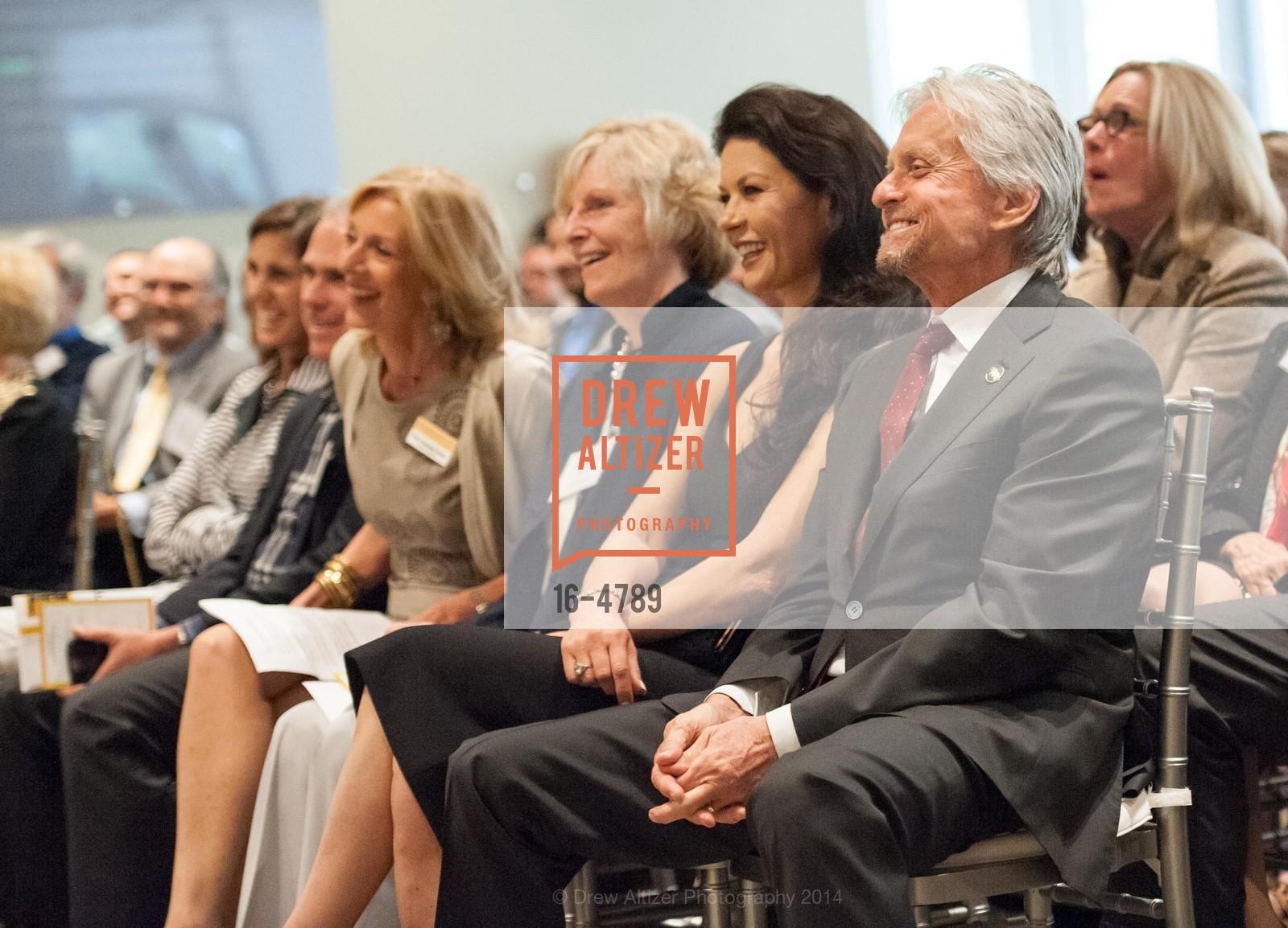 Catherine Zeta-Jones, Michael Douglas, Photo #16-4789