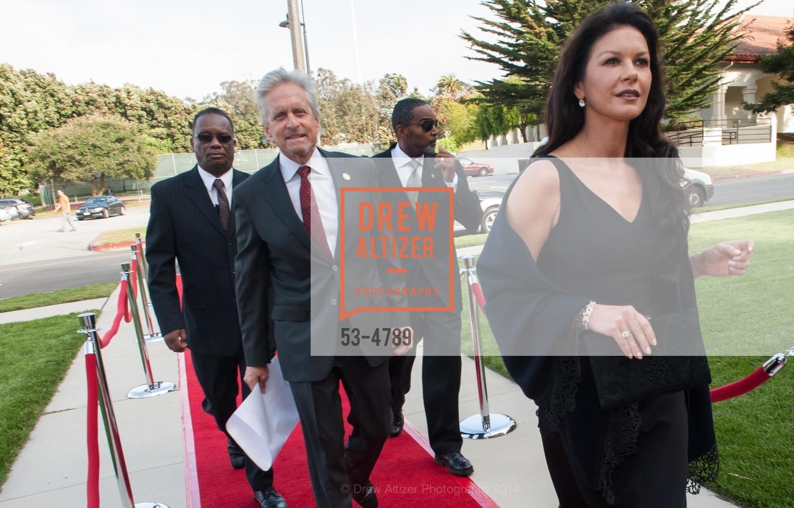 Michael Douglas, Catherine Zeta-Jones, Photo #53-4789