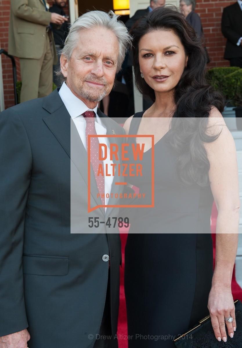 Michael Douglas, Catherine Zeta-Jones, Photo #55-4789
