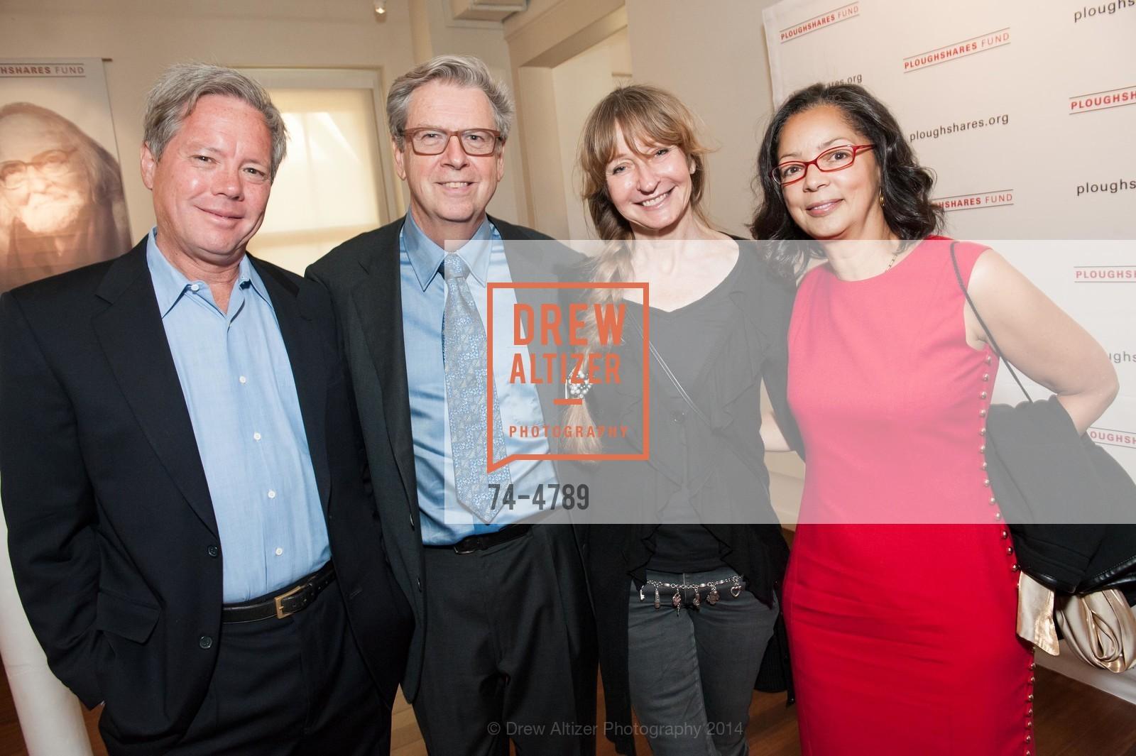 Steve Patrick, Doug Carlston, Janelle Patrick, Kathy Williams, Photo #74-4789