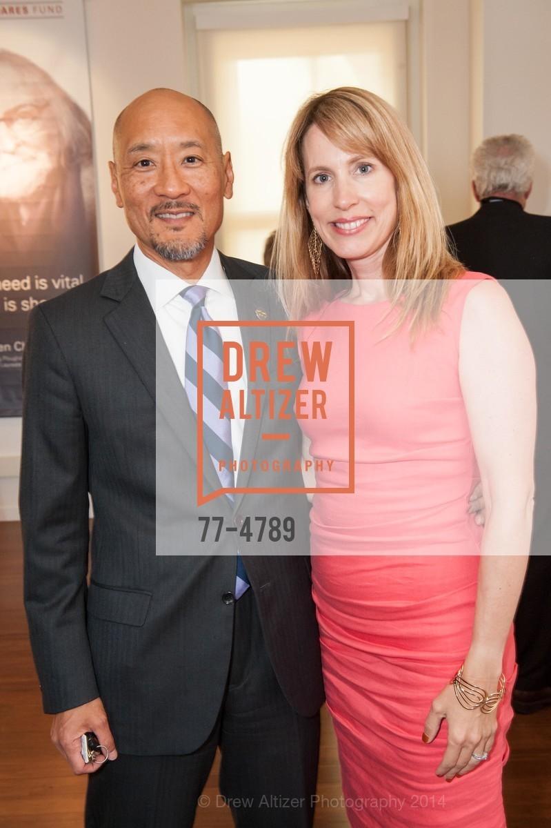 Philip Yun, Melissa Millsaps, Photo #77-4789
