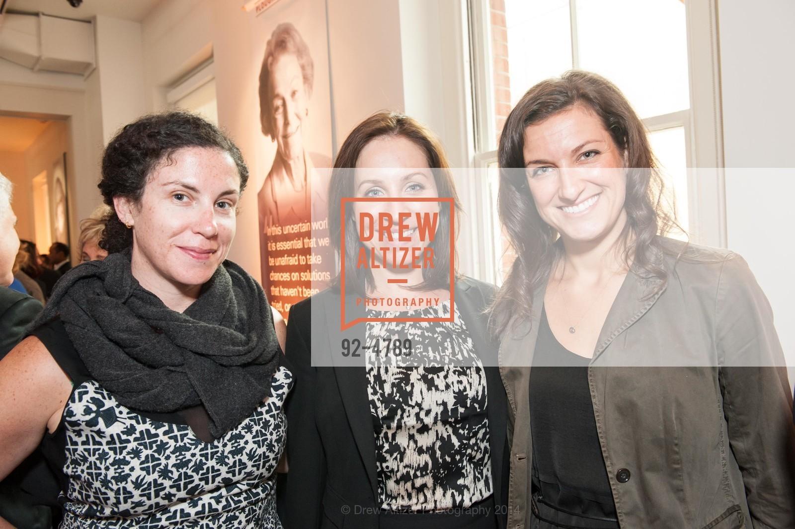 Sophie Sharp, Christina Hollander, Rachel Pike, Photo #92-4789