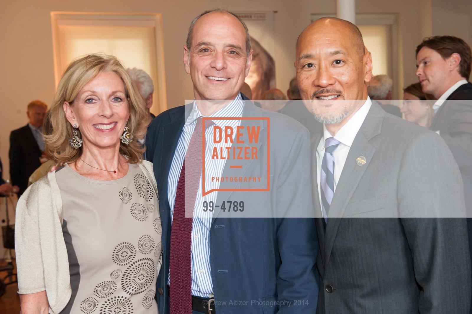Terry Gamble Boyer, Eric Schlosser, Philip Yun, Photo #99-4789