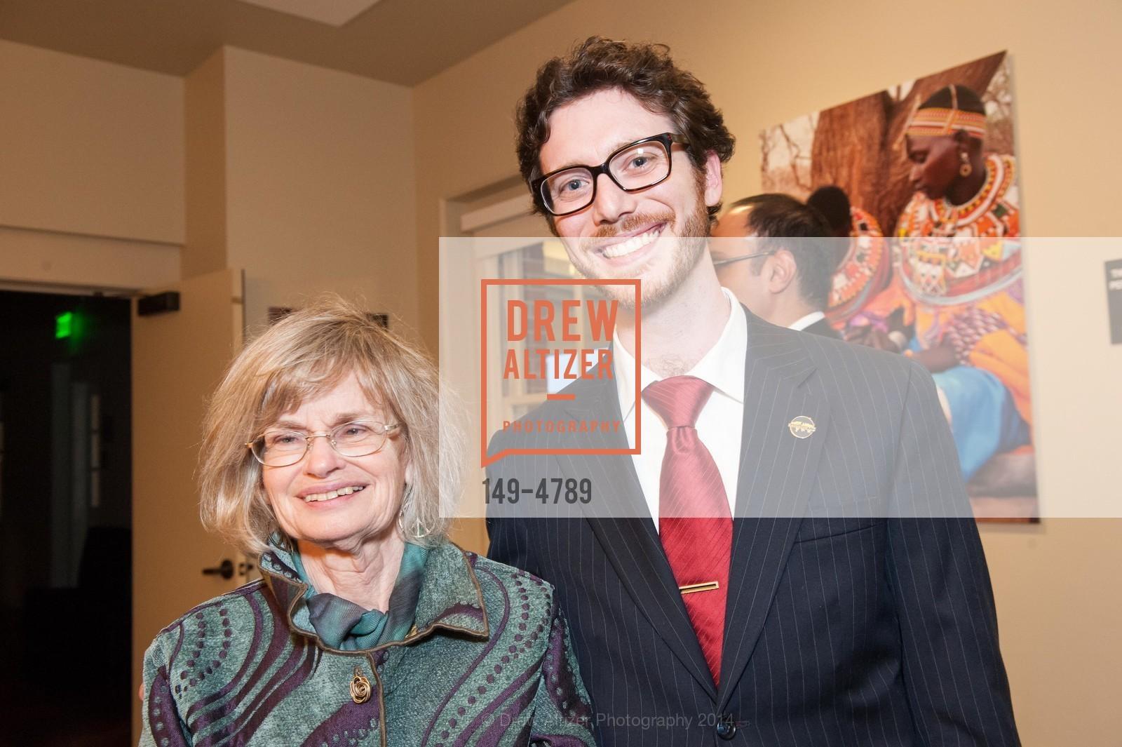 Edie Allen, Peter Fedewa, Photo #149-4789