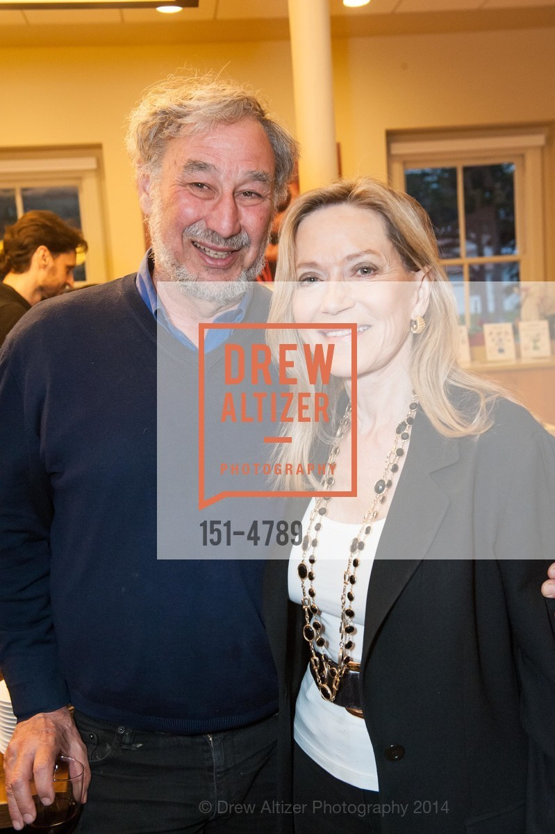 Steve Silberstein, Carina Ryan, Photo #151-4789