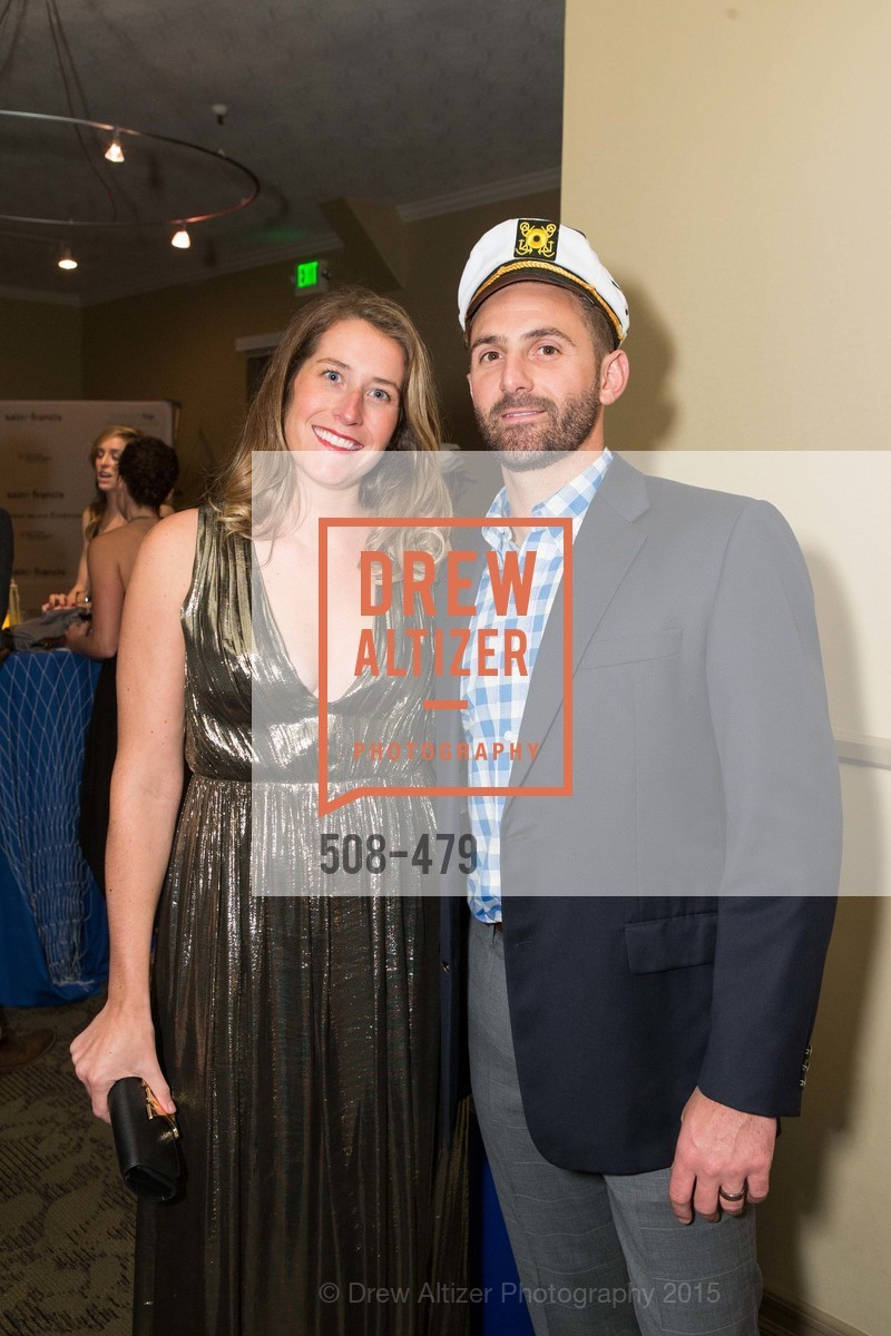 Paige Doyle, Duncan Ley, 7th Annual White Caps & Night Caps, Generals Residence - Fort Mason. 2525 Van Ness St, November 9th, 2015,Drew Altizer, Drew Altizer Photography, full-service event agency, private events, San Francisco photographer, photographer California