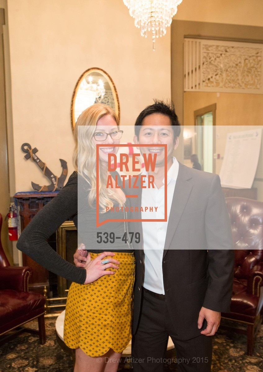 Caryn Kozlowski, David Chow, 7th Annual White Caps & Night Caps, Generals Residence - Fort Mason. 2525 Van Ness St, November 9th, 2015,Drew Altizer, Drew Altizer Photography, full-service event agency, private events, San Francisco photographer, photographer California