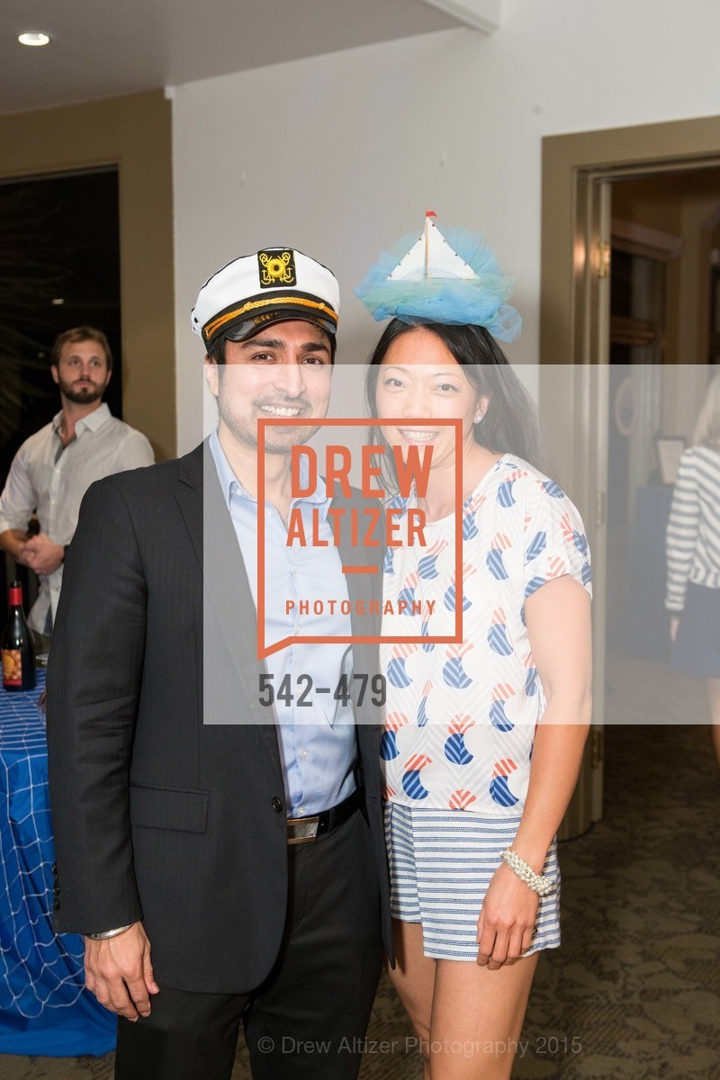 Kamal Ghei, Cynthia Fang, 7th Annual White Caps & Night Caps, Generals Residence - Fort Mason. 2525 Van Ness St, November 9th, 2015,Drew Altizer, Drew Altizer Photography, full-service agency, private events, San Francisco photographer, photographer california