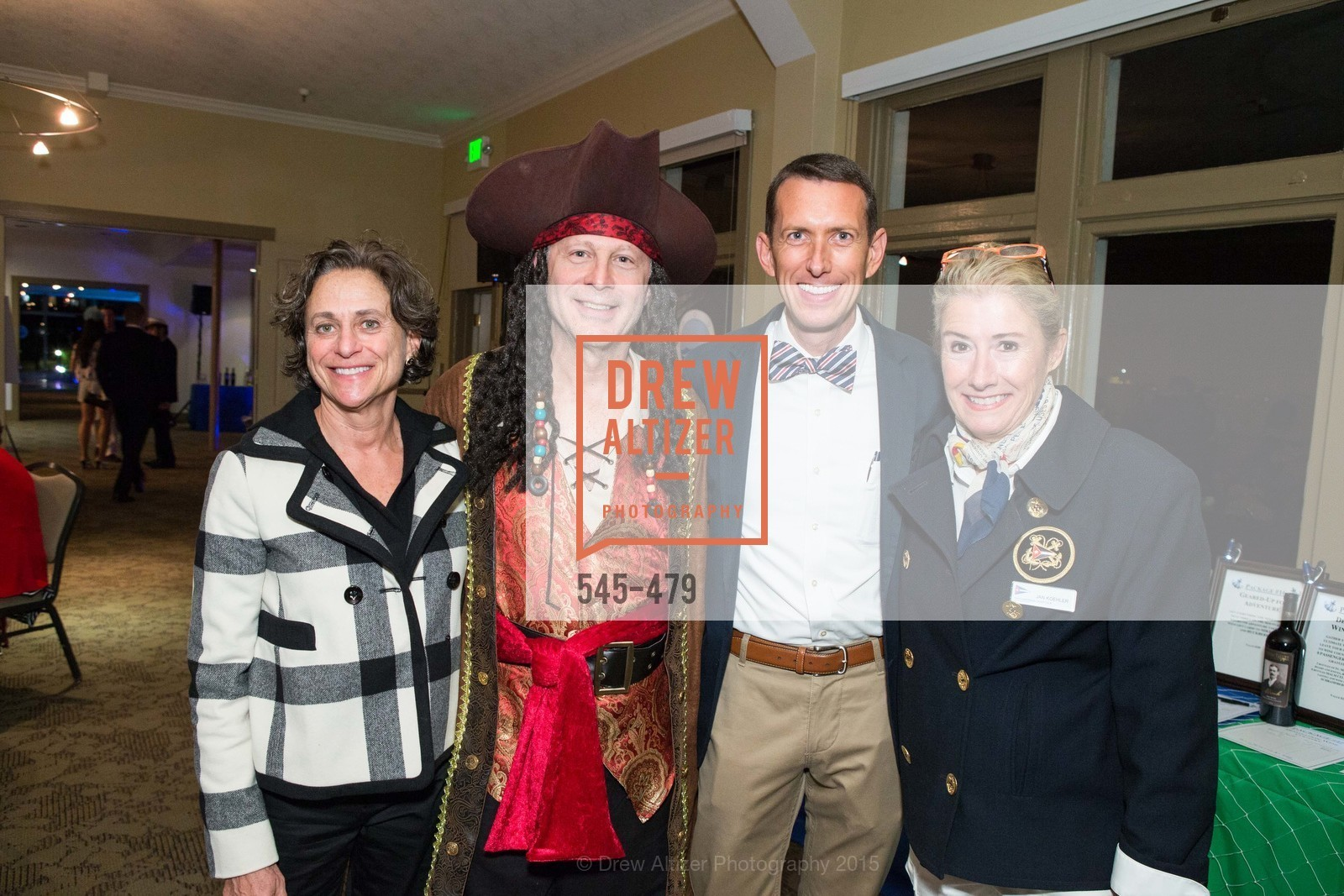 Linda Greiff, Rich Martini, Markham Miller, Jan Koehler, 7th Annual White Caps & Night Caps, Generals Residence - Fort Mason. 2525 Van Ness St, November 9th, 2015,Drew Altizer, Drew Altizer Photography, full-service agency, private events, San Francisco photographer, photographer california