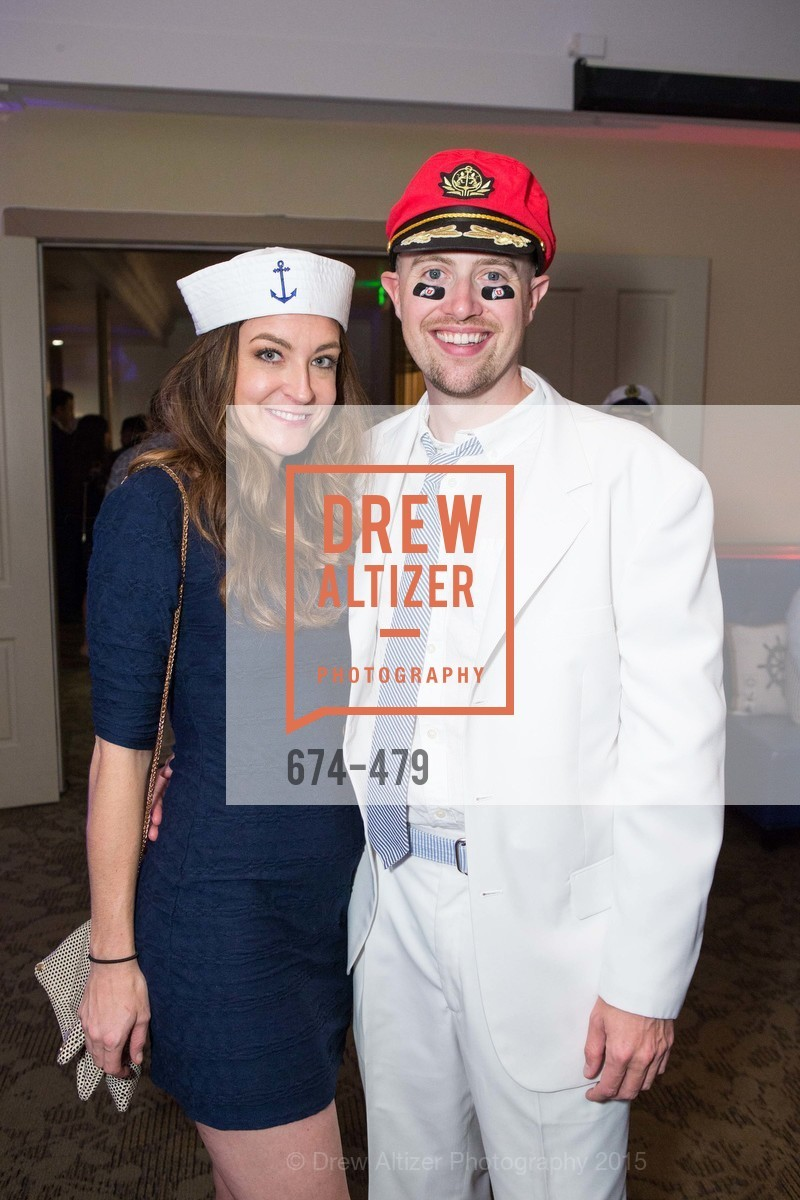 Jennifer Burrell, Edward Meyer, 7th Annual White Caps & Night Caps, Generals Residence - Fort Mason. 2525 Van Ness St, November 9th, 2015,Drew Altizer, Drew Altizer Photography, full-service agency, private events, San Francisco photographer, photographer california