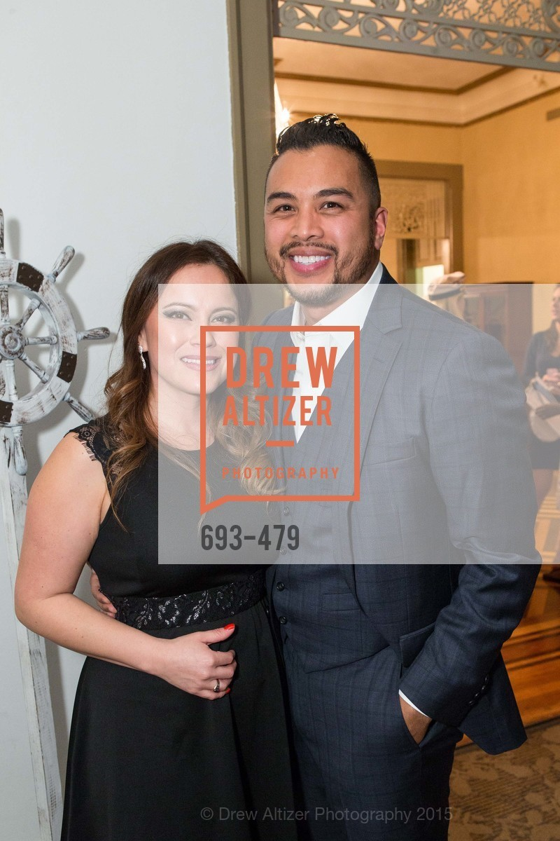 Mari Villalta, Joey Yumang, 7th Annual White Caps & Night Caps, Generals Residence - Fort Mason. 2525 Van Ness St, November 9th, 2015,Drew Altizer, Drew Altizer Photography, full-service agency, private events, San Francisco photographer, photographer california