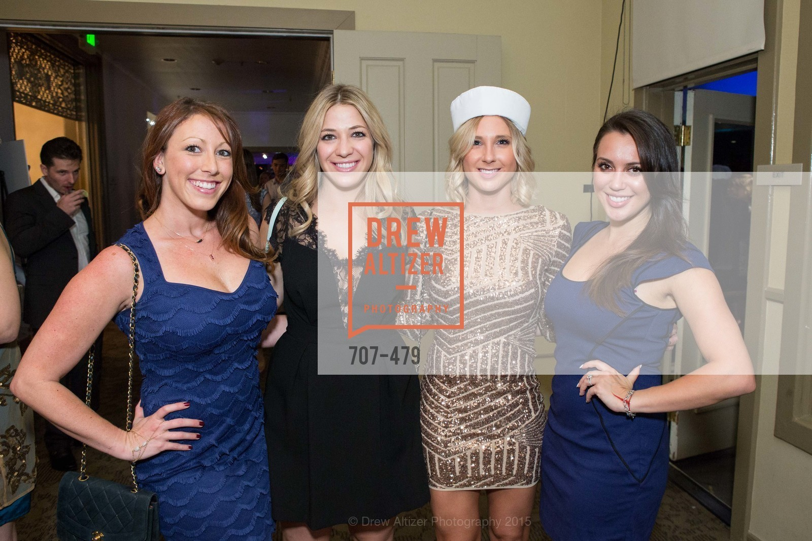 Carolyn Shmunis, Ellen Shmunis, Alea Harper, Veronica Katz, 7th Annual White Caps & Night Caps, Generals Residence - Fort Mason. 2525 Van Ness St, November 9th, 2015,Drew Altizer, Drew Altizer Photography, full-service agency, private events, San Francisco photographer, photographer california